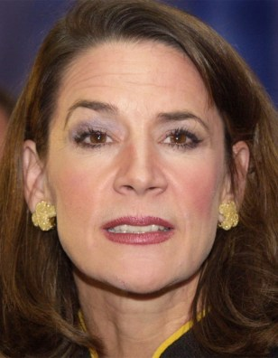 IMAGE: FILE PHOTO OF KATHERINE HARRIS
