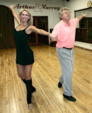 Jerry Springer, Kym Johnson