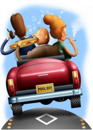 Image: Carpoolin'