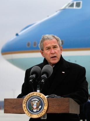 Imae: U.S. President George W. Bush