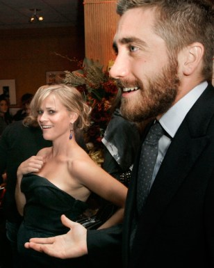 Image: Jake Gyllenhaal, Reese Witherspoon