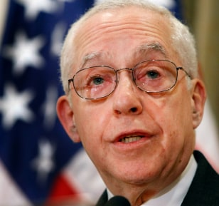 Image: Attorney General Michael Mukasey