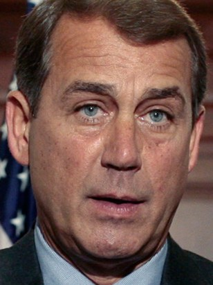 IMAGE: House Minority leader John Boehner, R-Ohio