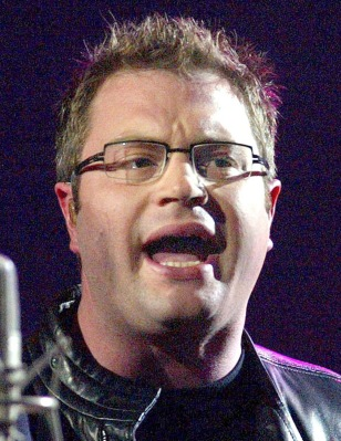 Image: Steve Page of Barenaked Ladies