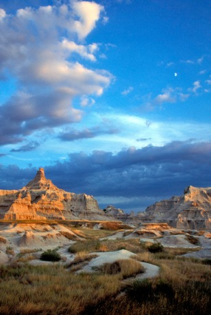 Image: South Dakota, Badlands