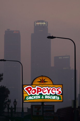 Image: L.A. City Council proposes fast-food ban