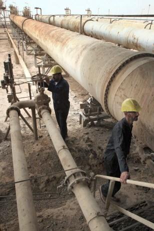 Image: Zubair Moshrif oil field