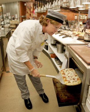 Image: Kroger pizza