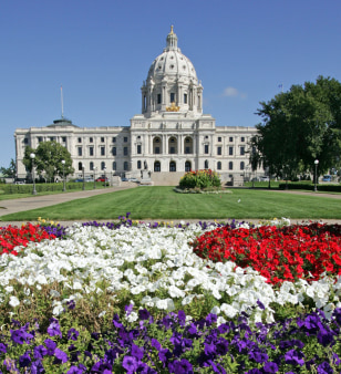 Image: The Minnesota State Capitol