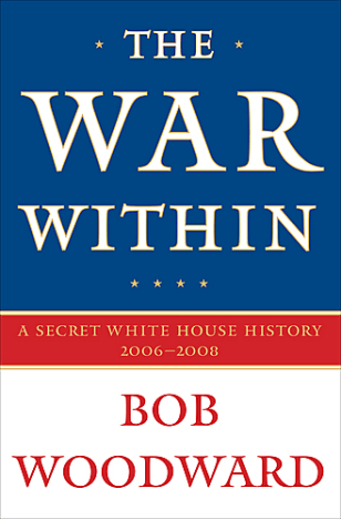 Image: The War Within by Bob Woodward