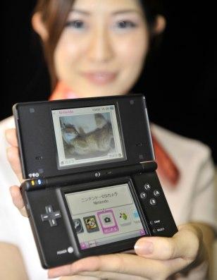 Image: Nintendo's new DSi