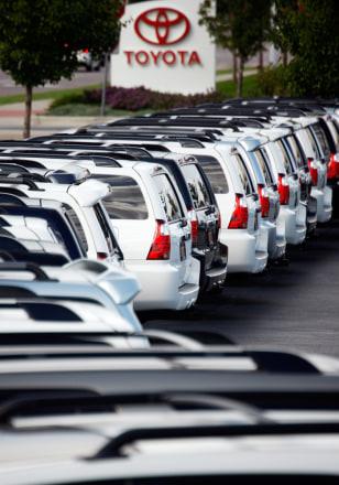 Image: 2008 Toyota 4Runners