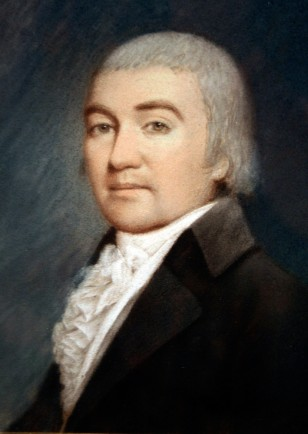 Image: Portrait of Noah Webster