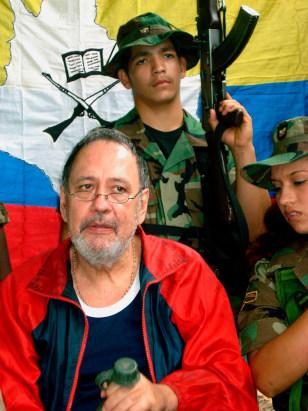 Image: Colombian former congressmen Oscar Tulio Lizcano
