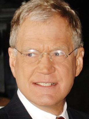 Michelle Cook David Letterman Image: david letterman