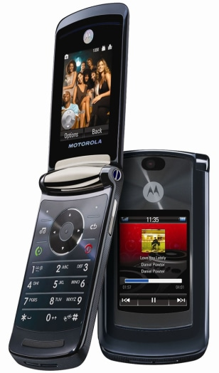 Image: Motorola Razr2