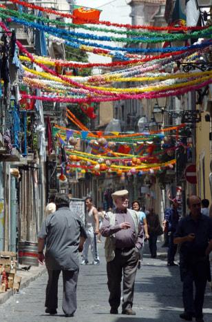 Image: Bairo Alto, Lisbon
