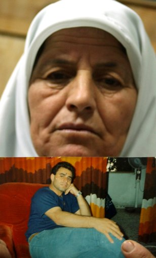 Image: Mother of Asaf Ben-David