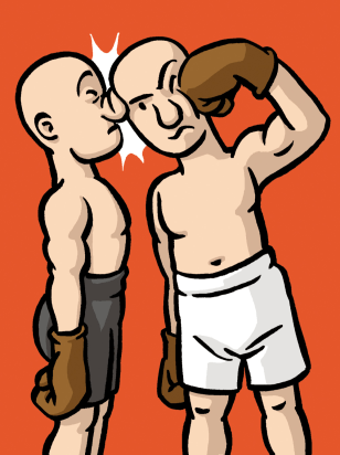 Image: boxers