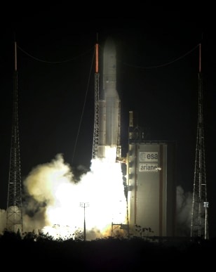 Image: Ariane 5 rocket launch