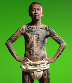 Tattoo ads turn people into 'walking billboards' - Business - US business - Media biz   NBC News