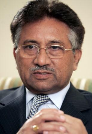 Image: Pakistan's President Gen. Pervez Musharraf.