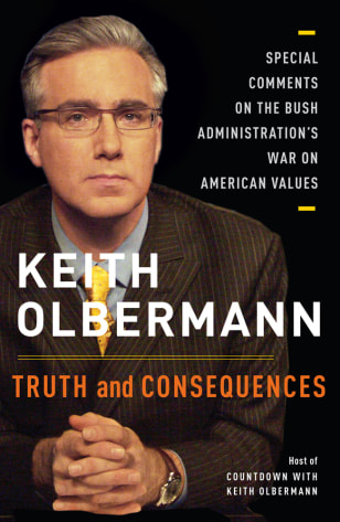 Image: Keith Olbermann's Truth and Consequences