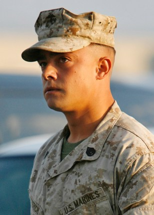 Image: Marine Corps Staff Sgt. Frank Wuterich