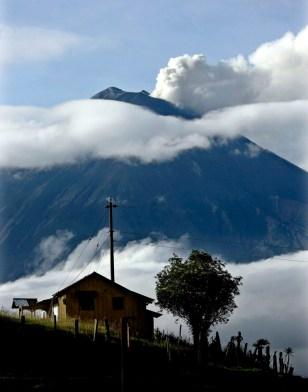 Image: Tungurahua Volcano