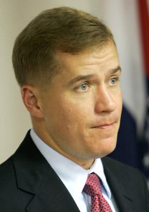 Image: Missouri Gov. Matt Blunt