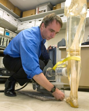 Image: Andrew Todd, bone lead measurement system