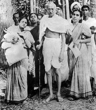 Image: Mohandas K. Gandhi