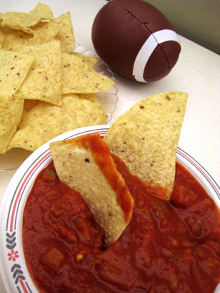 Image: Chips and salsa