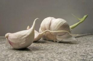 Image: Garlic clove