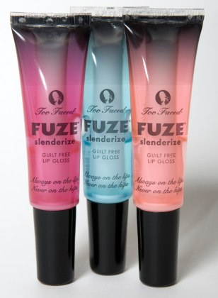 Fuze Guilt Free lip gloss