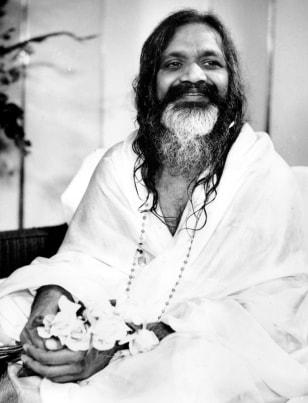 Image: Maharishi Mahesh Yogi