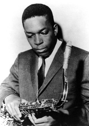 Image: John Coltrane