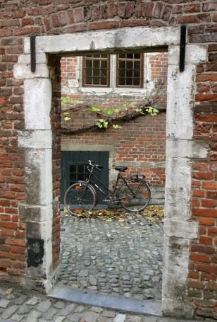 Image: Leuven, Belgium
