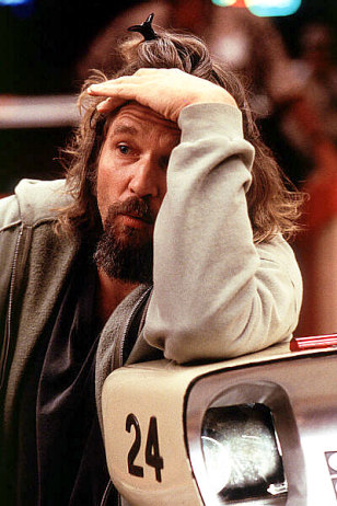 "Image: Jeff Bridges in ""The Big Lebowski"""
