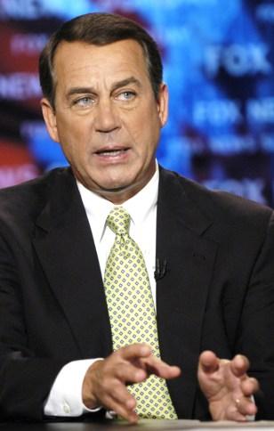 Image: Rep. John Boehner, R-OH