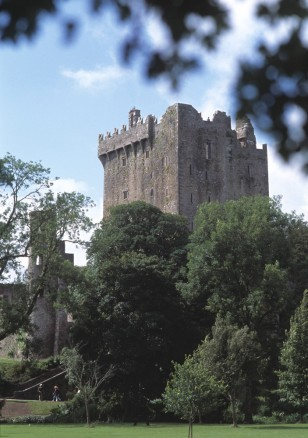 Image: Blarney Castle in County Cork, Ireland