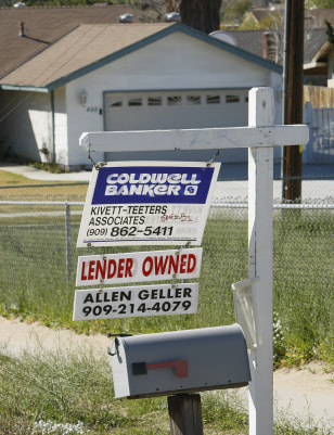 Image: A lender-owned home for sale