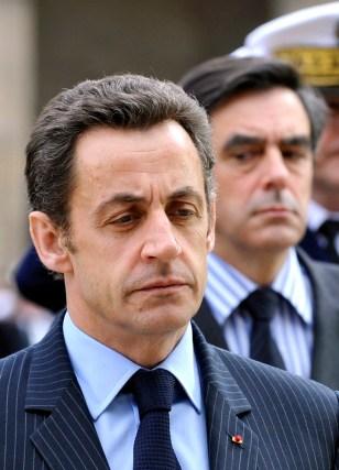 Image: France's President Nicolas Sarkozy.
