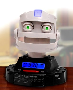 Image: Mr. Clock Radio