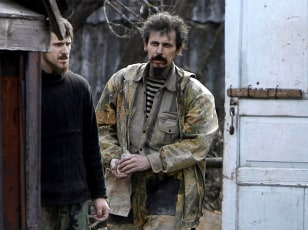 Image: Members of a doomsday cult in Russia