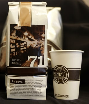 Image: Starbucks  'everyday' coffee