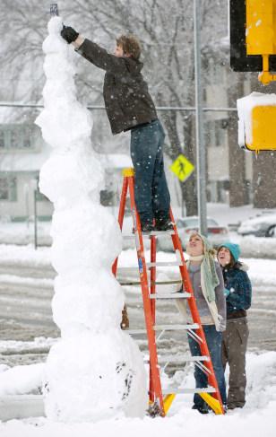 Image: Minnesota snow