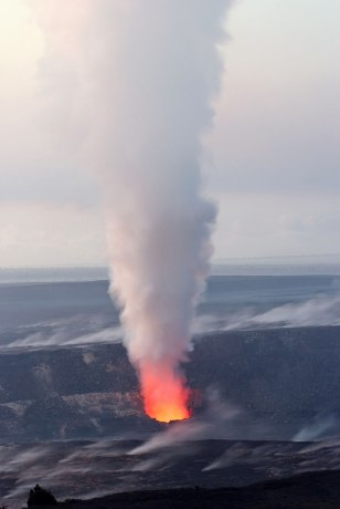 Image: Halemaumau Crater