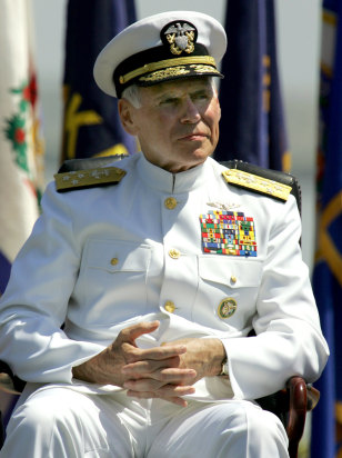 Image: Adm. William Fallon