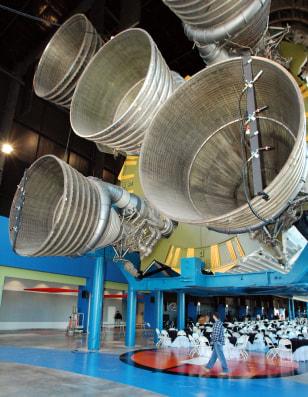 Image: Saturn V rocket